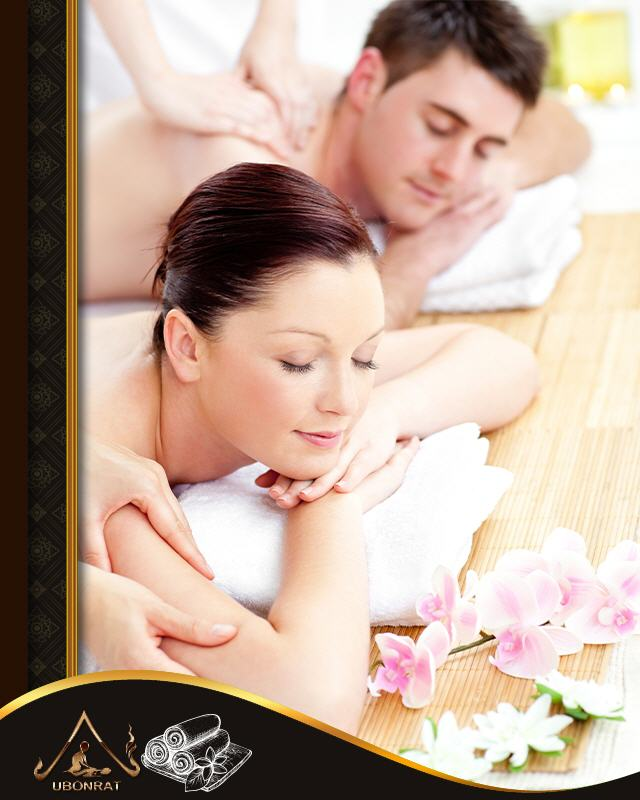 Paarmassage oder Partner-Massage